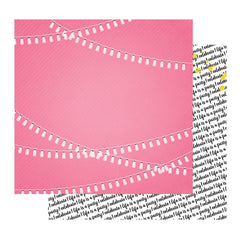 Love Pretty Garlands 12x12 Paper Fancy Pants Joy Parade