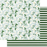 Magnolia Moments 12x12 Paper Fancy Pants Magnolia Moments