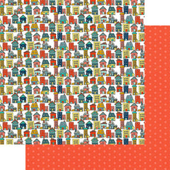 Our House 12x12 Paper Fancy Pants Family & Co.