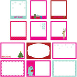 Frost Photo Overlays-American Crafts Be Merry