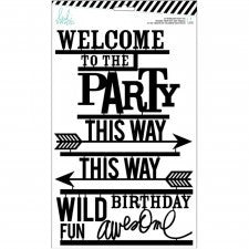 Party Kit-Heidi Swapp Letterboard