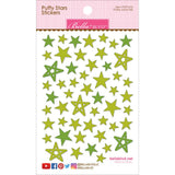 Pickle Juice Mix Puffy Stars Stickers-Bella Blvd