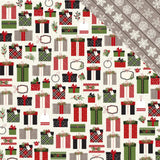 Pretty Presents 12x12 Paper-Carta Bella Christmas Delivery