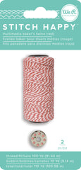 Red Baker's Twine & Bobbin for Stitch Happy Machine by We R Memory Keepers