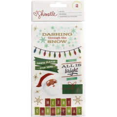 Christmas Magic Rub-Ons-Shimelle