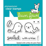 Sealed With A Kiss Stamps-Lawn Fawn