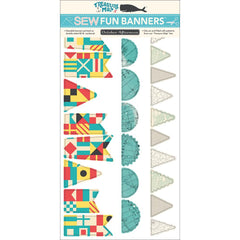 Sew Fun Banners October Afternoon Treasure Map