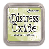 Shabby Shutters Distress Oxide Ink Pad-Tim Holtz Ranger