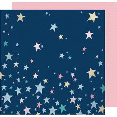 Shine Bright 12x12 Paper-Shimelle Little By Little