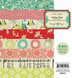 Sleigh Ride 6x6 Paper Pad Crate Paper