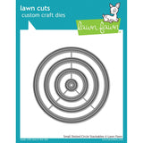 Small Dotted Circle Dies-Lawn Fawn
