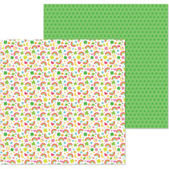 So Charming 12x12 Paper-Doodlebug Lots O' Luck
