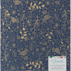 Gold Foil Specialty Cardstock 12x12 Paper-Shimelle Little By Little