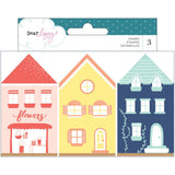 Lovely Day House Stamp Set-Dear Lizzy