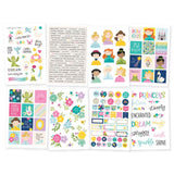 4x6 Stickers-Little Princess-Simple Stories