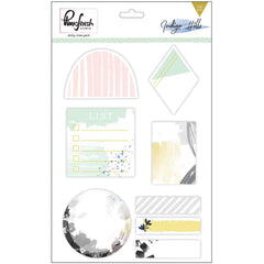 Indigo Hills Sticky Notes-Pinkfresh Studio