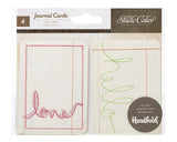Stitched Journal Cards-Studio Calico Printshop