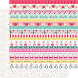 Sweet Sprinkles 12x12 Paper-Doodlebug Love Notes
