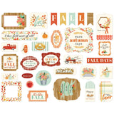 Ephemera Die Cuts-Fall Market-Carta Bella