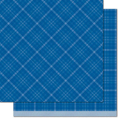 Take Ten 12x12 Paper-Lawn Fawn Perfectly Plaid Chill