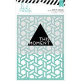 This Moment Stamp & Stencil Set-Heidi Swapp Wanderlut