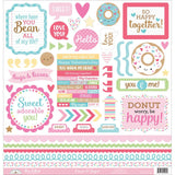 Cream & Sugar This & That Stickers-Doodlebug