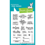 Tiny Tags Sayings Stamps-Lawn Fawn