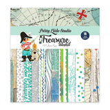 Treasure Island 8x8 Paper Pack-Pretty Little Studio
