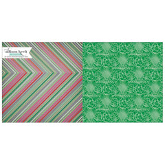 Wintergreen 12x12 Double Sided Paper-Webster's Pages-Alison Kreft-It's Christmas