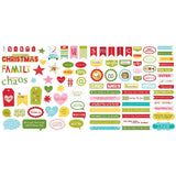 Words Die Cuts-Santa Squad-Bella Blvd