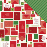 Write 12x12 Paper-Shimelle Christmas Magic