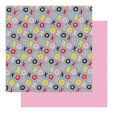 XOXO 12x12 Paper Fancy Pants Sweet Nothings