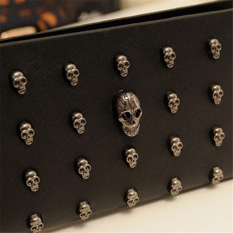 Leather skull studded purse. - Hidden Gem Bags & Accessories.