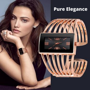 Women's Bracelet, Bangle Watch.