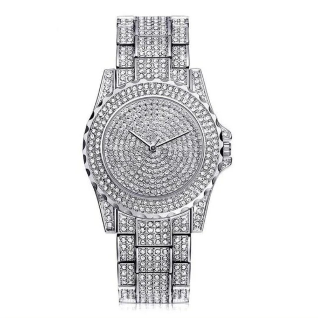 Women's Casual Bling Watch.