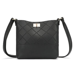 Plaid Design Ladies Cross-body Bag. - Hidden Gem Bags & Accessories.