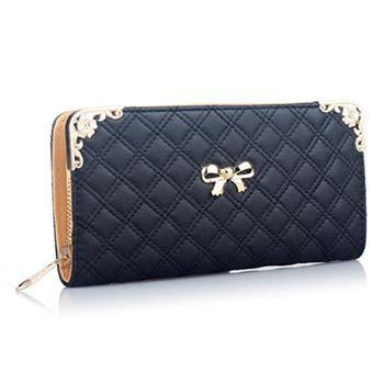 Ladies Leather Purse. Available In 4 Colours. - Hidden Gem Bags & Accessories.