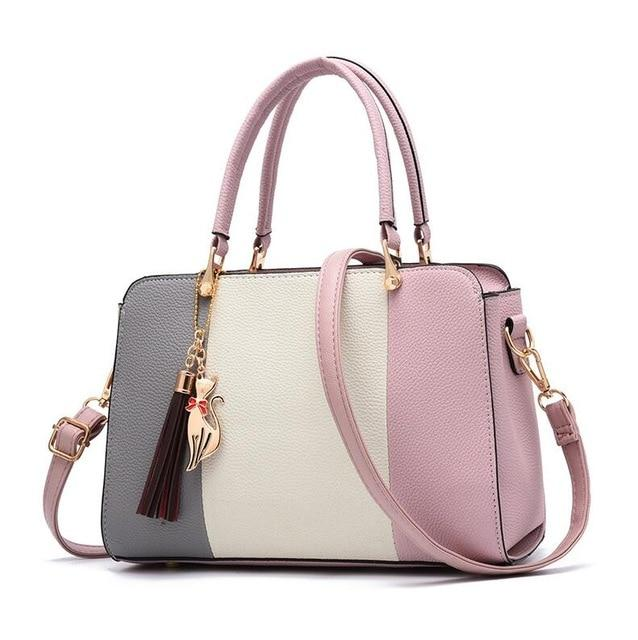 Cross-Body/Shoulder Bag. Available In 4 Colours. - Hidden Gem Bags & Accessories.