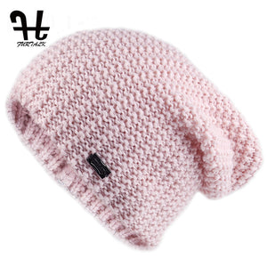Knitted Beanie Hat - Hidden Gem Bags & Accessories.