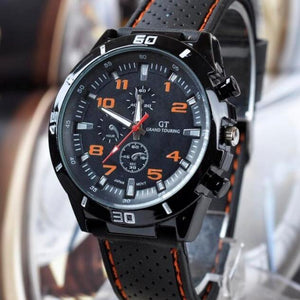 Military Style Quartz Watch. - Hidden Gem Bags & Accessories.