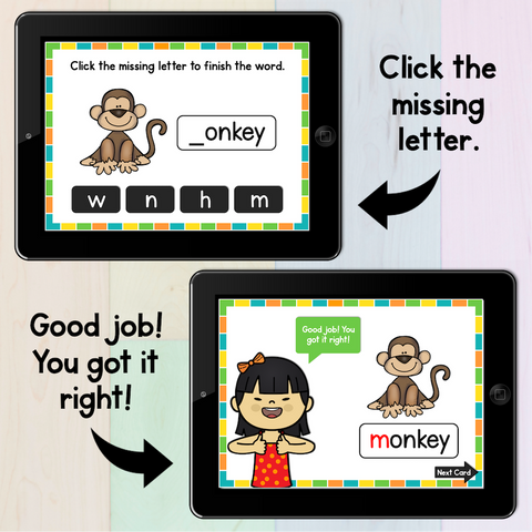 Alphabet Classroom Games for Kids and ESL Beginners