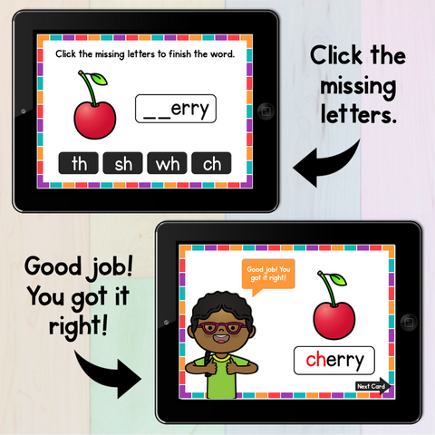 Learn Phonics with Phonics Activities and Games