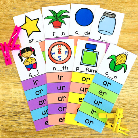 Learn Phonics with Phonics Worksheets and Activities