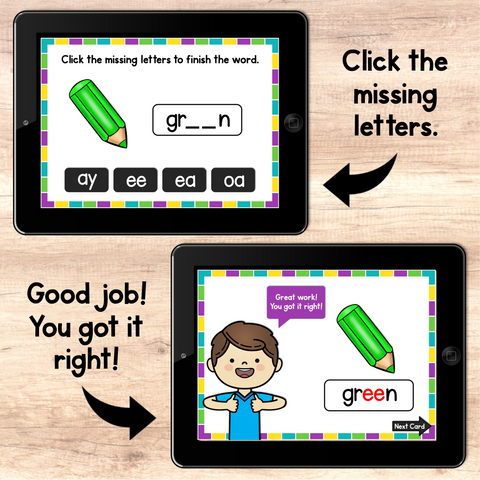 Phonics for Kids - Phonics Activities and Games