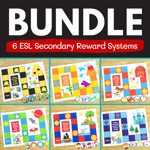 Pathway Secondary Rewards Bundle