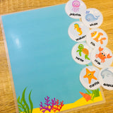 FREE Ocean Animals Secondary Reward System