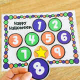 FREE Halloween 'Find a Star' Reward System