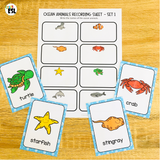 Ocean Animals Write the Room Activity