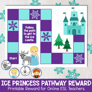 Ice Princess Pathway Reward