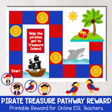 Pirate Treasure Pathway Reward